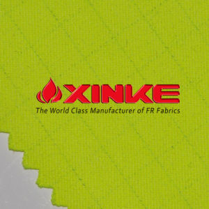 High Visibility Inherent Fire Retardant Modacrylic Fabric for Workwear