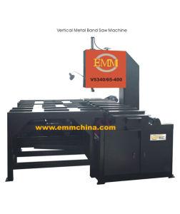 Emm V5340*65/400 Vertical Metal Band Sawing Machine