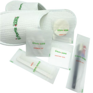Frosted Bag Amenities Hotel Supply Manufacturer pictures & photos