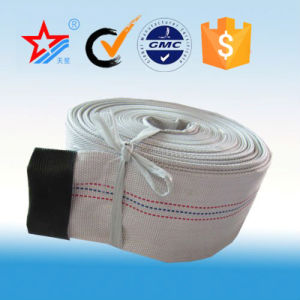 Factory Price PVC Lined Canvas 3 Inch Fire Hose pictures & photos