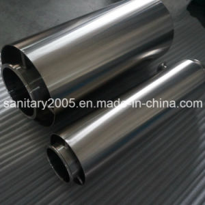 Stainless Steel Triclamp Spool Cooling Tube