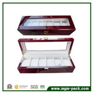 Wholesale Multi Wooden Watch Box with Window pictures & photos