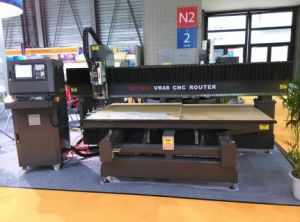 CNC Engraving /Cutting/Carving Machine with Vacuum Adsorb pictures & photos
