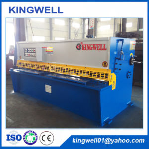 Kingwell Hydraulic Metal Shearing Machine (QC11Y-4X2500) pictures & photos
