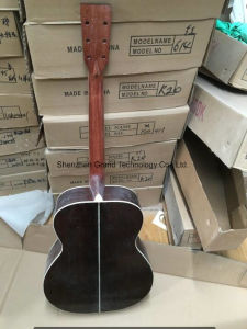 Solid Acoustic Guitar 00028 / Martin Style Acoustic Guitar (G-00028) pictures & photos