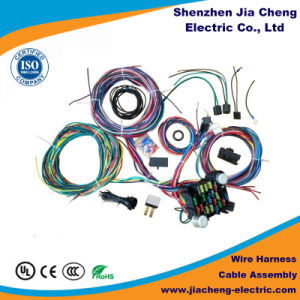 OEM ODM Wiring Harness Manufacturer Produces Custom Cable Assembly pictures & photos