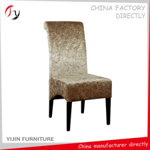 High Back Fabric Wrapped High-End Hotel Hall Chair (FC-31) pictures & photos
