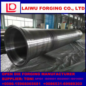 Hot Forging Forged Pipe Mould Good Quality Meeting ISO9001 pictures & photos