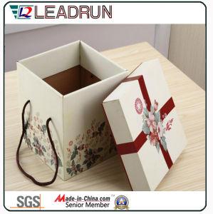 Candy Tin Gift Packaging Metal Chocolate Gift Tin Box Paper Gift Box Acrylic Wedding Candy Box (YSC21)
