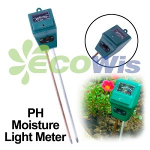 Garden Plant Flower Moisture Light Test Meter Sensor pictures & photos