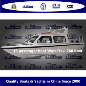 Bestyear 18 Passenger Boat Watertaxi 780 Boat pictures & photos