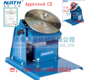 Small Welding Positioner/Welding Turntable/Hot Seal Light Tilt Welding Positioner pictures & photos