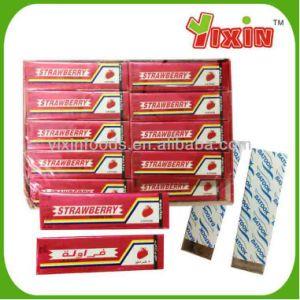 Strawberry Flavor Batook Chewing Gum