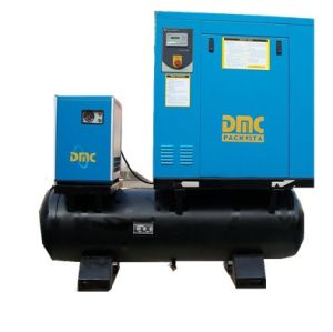 Screw Compressor with Dry on Tank pictures & photos