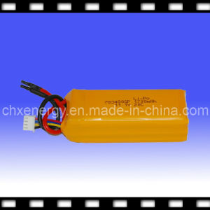 20c Lipo RC Battery Pack for RC Model, High Rate&Rechargeable