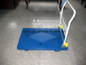 High Quality Plastic Hand Trolley/Tool Cart pictures & photos