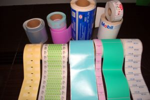 Automatic Adhesive Label Die Cutter pictures & photos