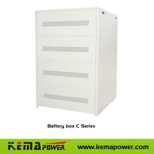 C Series Iron Battery Cabinet pictures & photos