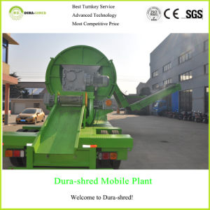 Dura-Shred 2015 New Mobile Tdf Line for Waste Tire (TSD1340) pictures & photos
