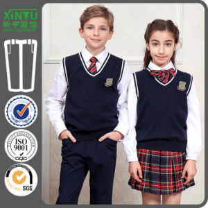 2016 Beaautiful Band Vest Malaysia School Uniform pictures & photos