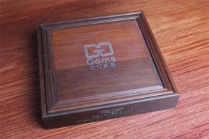 Exquisite Ipe Hardwood Tea Box pictures & photos