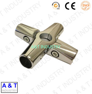 Aluminum Alloy 25mm Pipe Fitting with High Quality pictures & photos