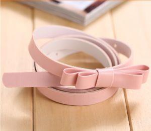 Fashion Belt/ PU Belt/ Lady′s Belt/ Women Belt-St009