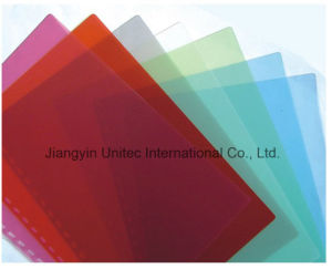 A4 A3 Colorful Binding Covers PVC Cover/PP Cover/Thermal Bindind Cover/Steelback Thermal Cover/Leatherboard Cover/Linen Cover