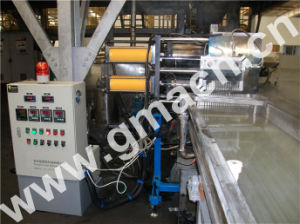 Plastic Granulating Extruder Used Large Filtration Area Continuous Screen Changer pictures & photos
