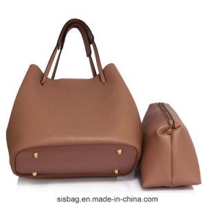 High Quality PU Fashion Women Set Bag Tote Bag pictures & photos