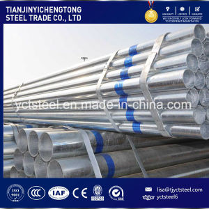 Hot Dipped Galvanized Pipe 2inch China Factory Price pictures & photos