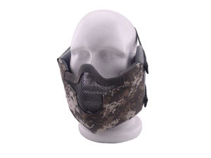 Protective V8 Half Face Airsoft Paintball Mask pictures & photos