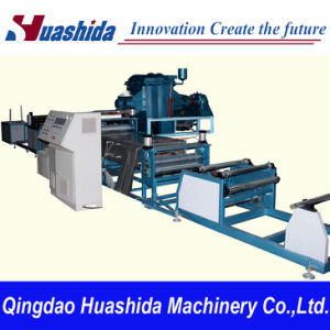 Plastic Sheets Making Machine Plastic Film Production Line PVC Extruder pictures & photos