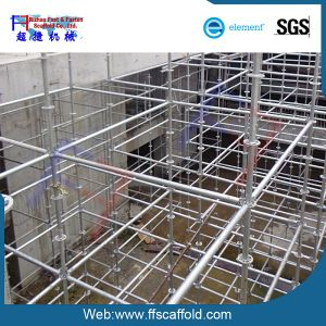 Elements/ SGS Factory Galvanized Ringlock Scaffold pictures & photos
