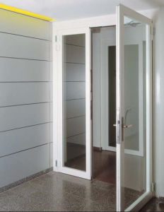 China Aluminum Sliding Door with High Quality pictures & photos