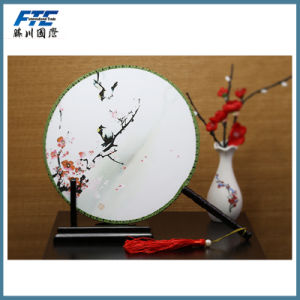 Custom Chinese Hand Fans Retro Fold up Fans pictures & photos