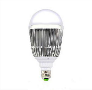 15W LED Bulb Light with Aluminum Radiator and Milky PC Cover pictures & photos