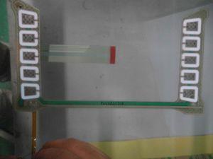 Tactile FPC Flexible Circuit EL Panel Membrane Switch pictures & photos