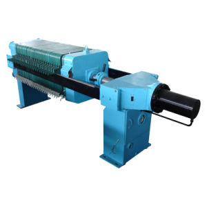 630 Series Hydraulic Closing Filter Press for Sewage Treatment