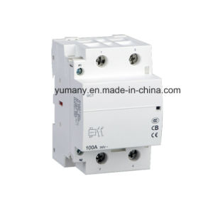 Houlsehold Electrical Module Contactor (WCT-100A 2P) pictures & photos