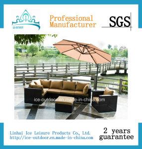 Outdoor Furniture Garden Furniture Outdoor Rattan Sofa Set (FS-011I)