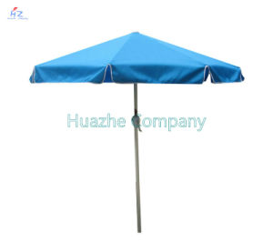 9ft Bright Oxidation Frame Crank Umbrella Outdoor Umbrella Home Umbrella Garden Umbrella Paraso with Flap Beach Umbrella pictures & photos