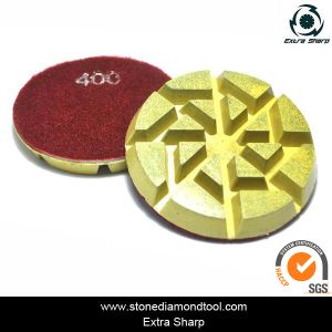 Flexible Angle Diamond Wet Glass Polishing for Granite & Marble pictures & photos