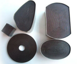 Metal Honeycomb Substrate Honeycomb Metallic Substrate for Exhaust System pictures & photos