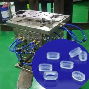 Liquid Rubber Injection Washer Molding pictures & photos
