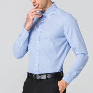 Wholesale Mens White Dress Shirt Man Clothing Men Shirts pictures & photos