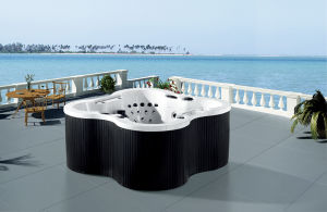 Luxury 4 Person Outdoor SPA Hot Tubs pictures & photos
