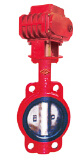 Fire Control Butterfly Valve XD341X-10/16 pictures & photos