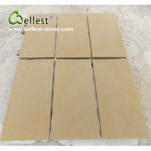 Yellow Beige Color Sandstone Hone Floor Wall Tile pictures & photos