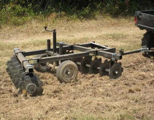 Disc Harrow pictures & photos